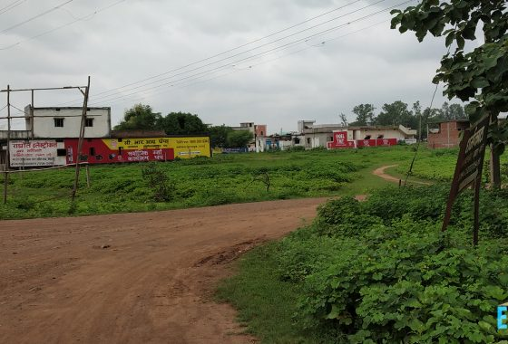 2 Acre Commercial Land For Sale Opposite Sharda Rice Mill Mujbi Bhandara