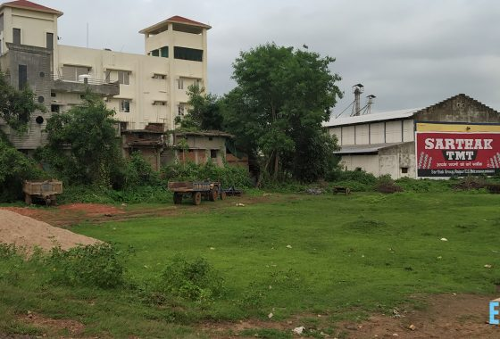 4 Acre Commercial Land For Sale Near Jalaram Lawn, Amgaon Road Fulchur Gondia