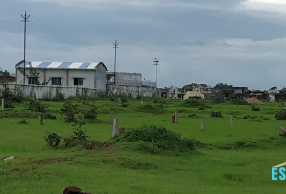 3300 SQFT RESIDENTIAL PLOT FOR SALE BEHIND KRIDA SANKUL MARARTOLI GONDIA
