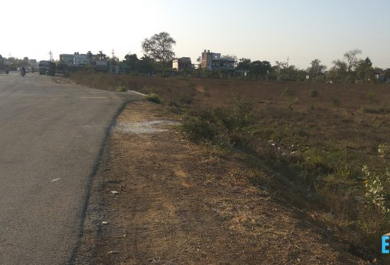 1 Acre Commercial Land For Sale Near T-Point, Bypass Road Marartoli Gondia