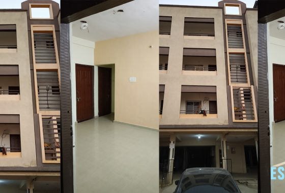 2 BHK Flat For Rent Behind Bajpeyi Driving School Civil Line Gondia