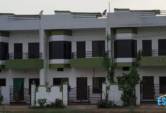 4 BHK Row House For Rent Nagbodi Road Sharda Colony Gondia