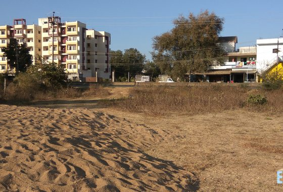 1 Acre Commercial Land For Sale Near Golden Oak Apartment, Tiroada Road Kudwa Gondia