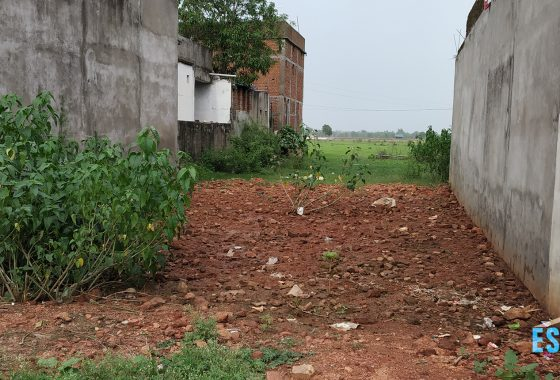 1500 Sqft Residential Plot For Sale Near Krida Sankul Marartoli Gondia