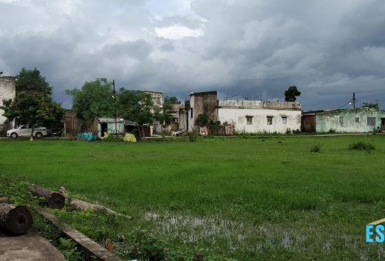 3500 Sqft Residential Plot For Sale Near Balaghat Railway Line Marartoli Gondia