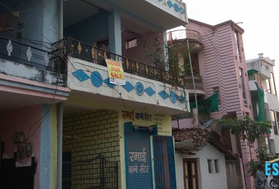 3 BHK House For Sale Near Sarashwati Mahila Vidyalaya Punatoli Gondia