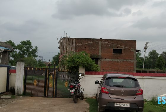 2 BHK House For Sale Near Ratnaparkhi Nursing Home Laxmi Nagar Gondia