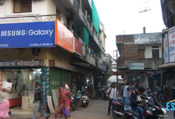200 SQF SHOP FOR SALE NEAR HOTEL CENTER POINT, SHRI TALKIES ROAD MAIN MARKET GONDIA