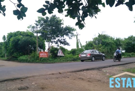 4 ACRE AGRICULTURAL LAND FOR SALE NEAR BUSSTOP MALEWADA UMRED