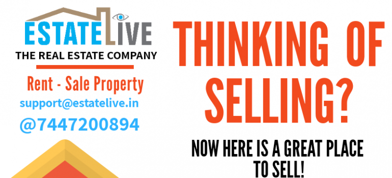 EstateLive – Advertisement – Thinking of Selling – Now Here is a great place to sell..!