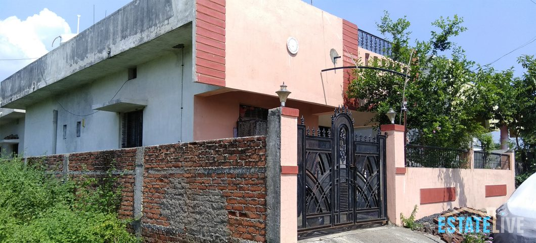 2 BHK House For Sale Mohpa Road Girdkar Lay-Out Umred